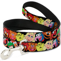 Muppets Kermit Buckle Down Dog Leash