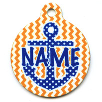 Anchors Away HD Pet ID Tag