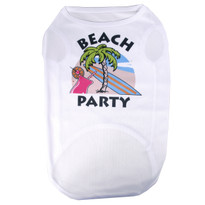 Beach Party Pet T-Shirt