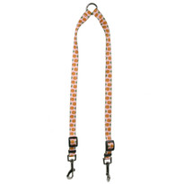 Pineapples Pink Coupler Dog Leash