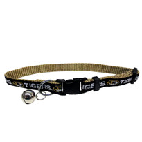 Missouri Mizzou Tigers Dog Collar