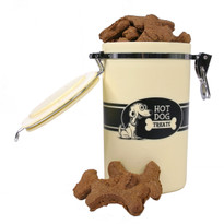 Hot Dog Treat Jar
