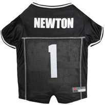 Cam Newton Carolina Panthers NFL Football Pet Jersey