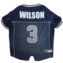 Russell Wilson Seattle Seahawks NFL Football Pet Jersey