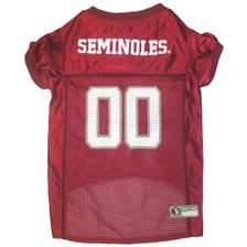 NCAA Florida State Seminoles Football Dog Jersey