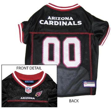 Arizona Cardinals NFL Football ULTRA Pet Jersey