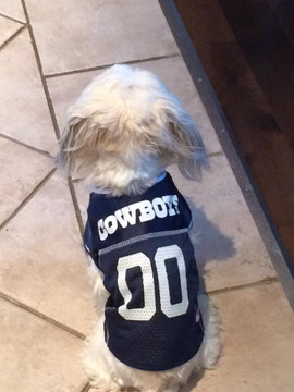 new product 4f726 7cdbf Dallas Cowboys NFL Football ULTRA Pet Jersey