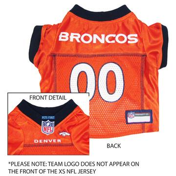 Nice Broncos Pet Jersey At !  hot sale
