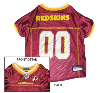 Washington Redskins NFL Football ULTRA Pet Jersey