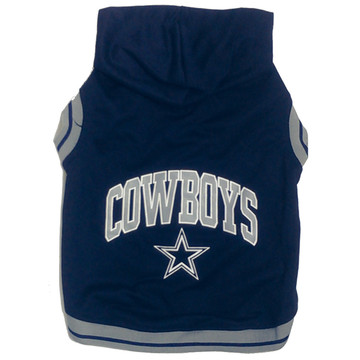 online store 3f118 0952e Dallas Cowboys NFL Football Dog HOODIE