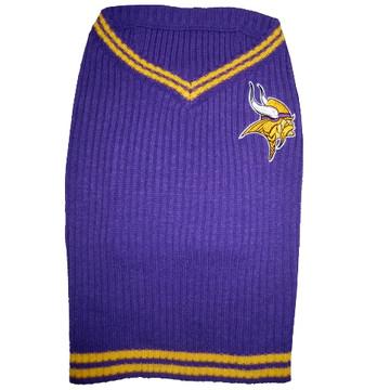 Minnesota Vikings NFL Football Pet SWEATER