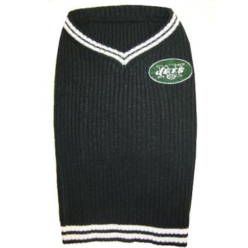 New York Jets NFL Football Pet SWEATER