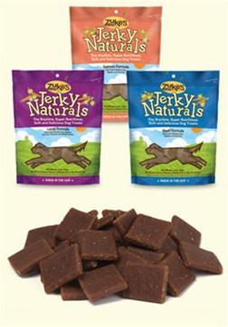 Zukes Jerky Naturals Dog Treats