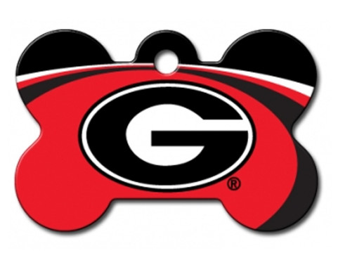 169d0118c84 Georgia Bulldogs Engraved Pet ID Tag. Buy with confidence because we ve got  your covered with our amazing