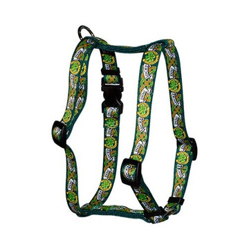 "Lucky Dog Roman Style ""H"" Dog Harness"