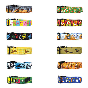 Animal Friends - Personalized Dog Collar