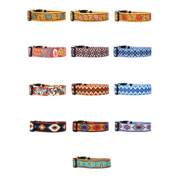 Wild West - Personalized Dog Collar