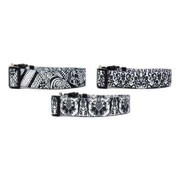 Line - Personalized Martingale Pet Collar