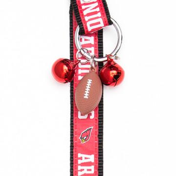 Arizona Cardinals Pet Potty Training Bells