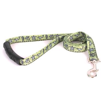 Tribal Seas Green EZ-Grip Dog Leash