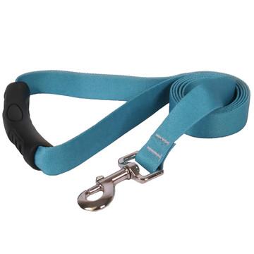 Solid Teal EZ-Grip Dog Leash
