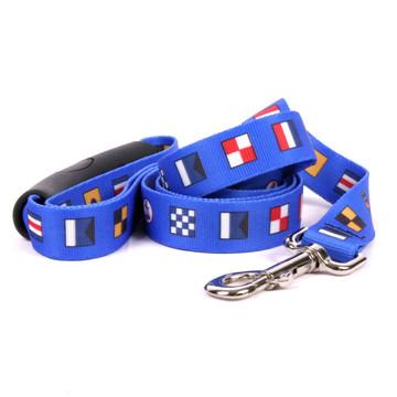 Nautical Dog EZ-Grip Dog Leash