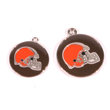 Cleveland Browns NFL Dog Tags With Custom Engraving