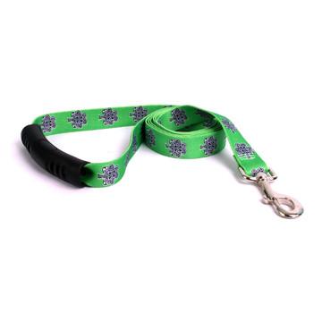 Knotted Shamrock EZ-Grip Dog Leash