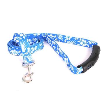 Aloha Blue EZ-Grip Dog Leash