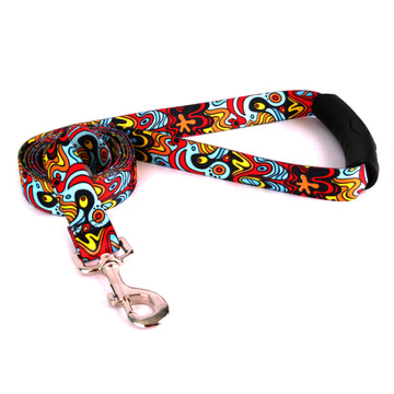 Abstract EZ-Grip Dog Leash