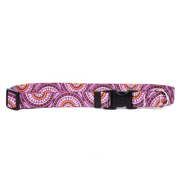 Radiance Purple Dog Collar