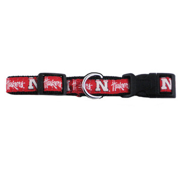 Nebraska Dog Collar