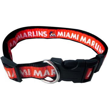 Miami Marlins Dog COLLAR
