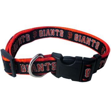 San Francisco Giants Dog COLLAR