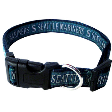 Seattle Mariners Dog COLLAR