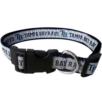 Tampa Bay Rays Dog COLLAR