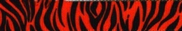 Zebra Rust Waist Walker