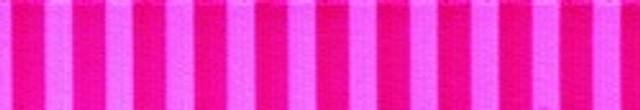Pink and Pink Stripe Waist Walker