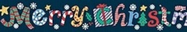 Merry Christmas Waist Walker