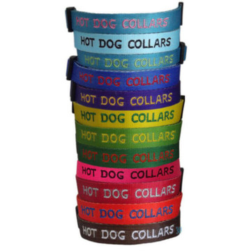Personalized Embroidered Dog Collar