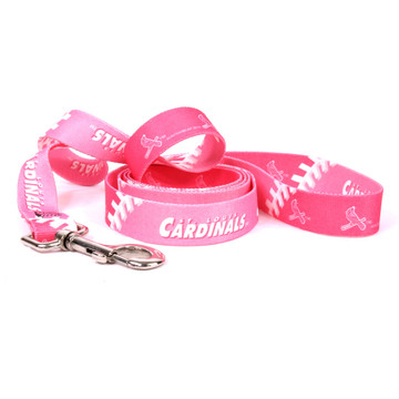 St. Louis Cardinals PINK Dog LEASH