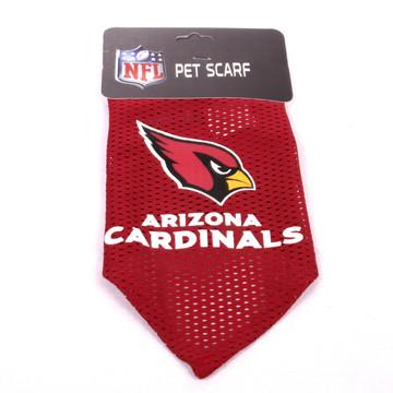 promo code fcc8b b68dd Arizona Cardinals NFL Pet Bandana