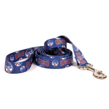 Edmonton Oilers Dog Leash