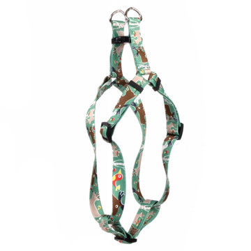 Woodland Friends Step-In Dog Harness