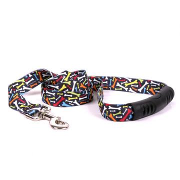 Crazy Bones EZ-Grip Dog Leash