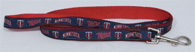 Minnesota Twins Premium Pet Leash