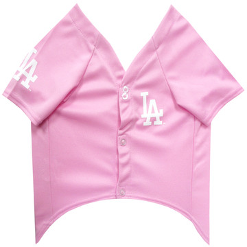 d4da3a8260a NEXT. Los Angeles Dodgers PINK MLB Pet Jersey  Los Angeles Dodgers PINK MLB  Pet Jersey
