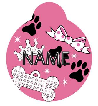 Diva Dog HD Pet ID Tag