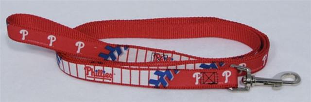 Philadelphia Phillies Premium Pet Leash