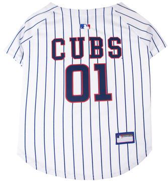 Chicago Cubs MLB Pet JERSEY